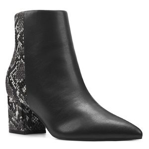 NWT Nine West Women's Ilioria Ankle Boots